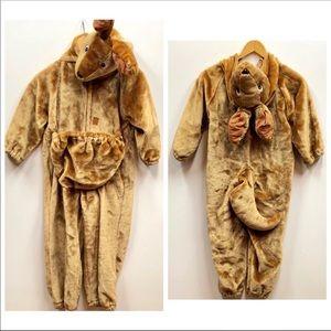 '80s Vintage Kangaroo Costume